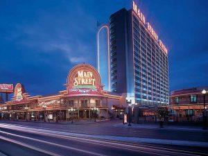 Main Street Station Hotel, Casino and Brewery, Las Vegas