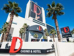 the D Las Vegas, Las Vegas