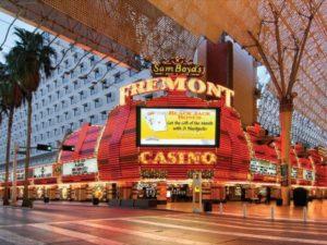 Fremont Hotel & Casino, Las Vegas