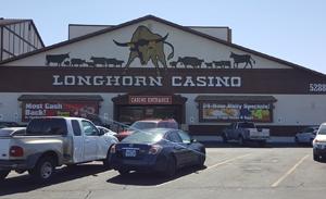 Longhorn Casino & Hotel, Las Vegas