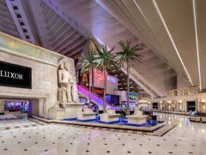 Luxor Hotel and Casino, Las Vegas